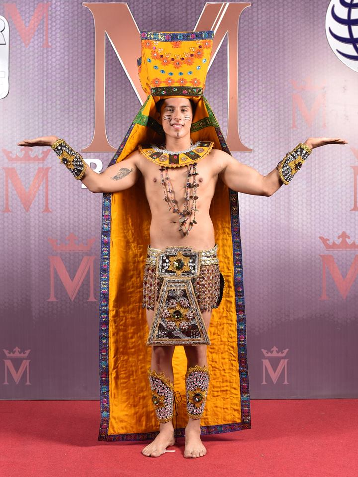 ... ECUADOR u2013 Wiler Jair Choez Loor  sc 1 st  Misterology & mister global 2016 contestants national costumes