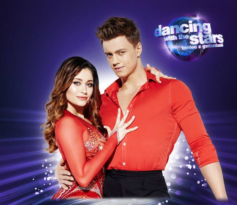Dancing With The Stars: Rafal Jonkisz with partner Walerija Zurawlewa