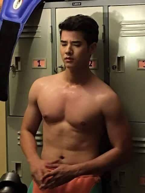 HOT PHOTOS OF THAI MODEL-ACTOR MARIO MAURER – Misterology