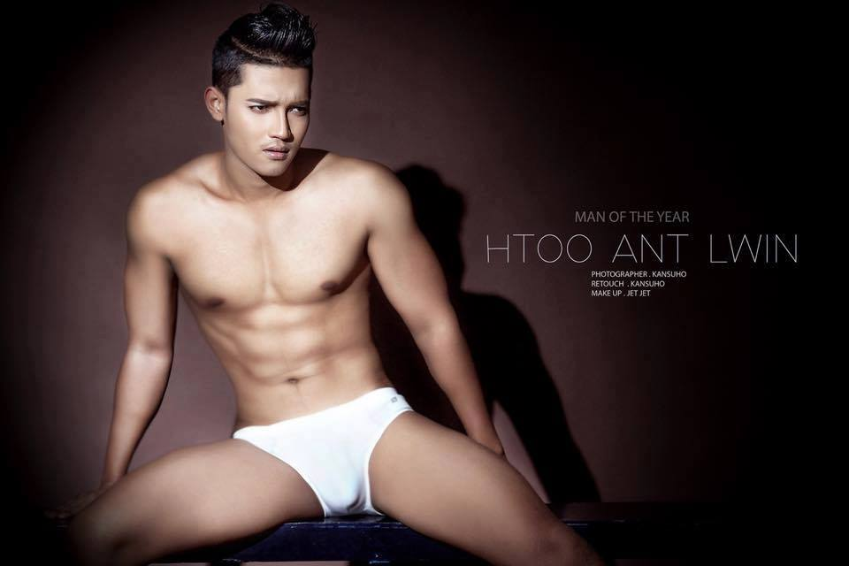 hot sexy myanmar model boys