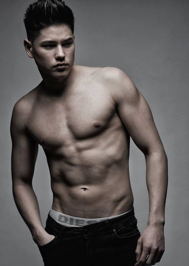 International Male Models: 20 years old American Male
