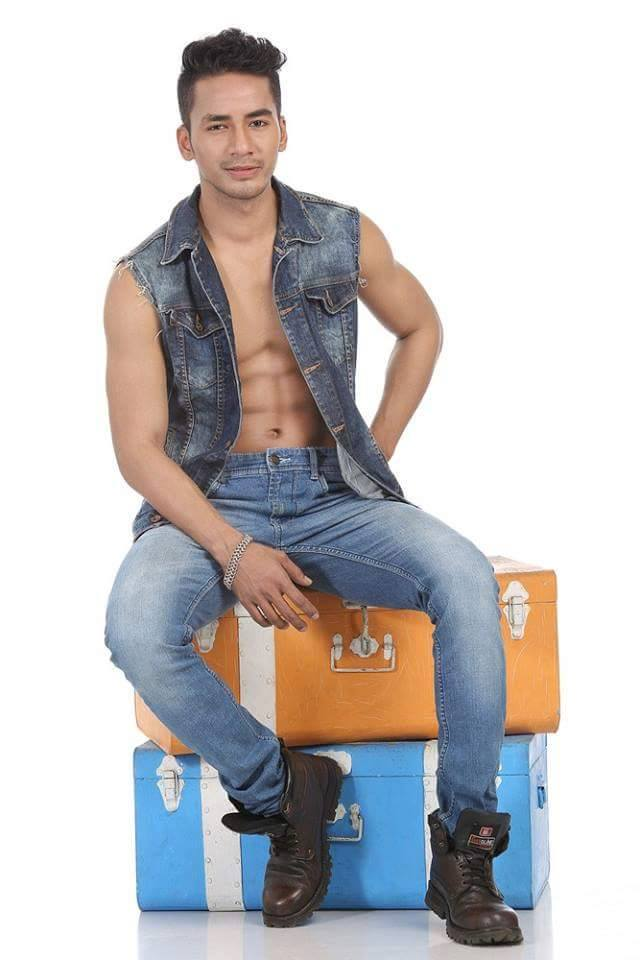 Sanju Ray, Rubaru Mister India 2016 (Mister Tourism World India 2016)
