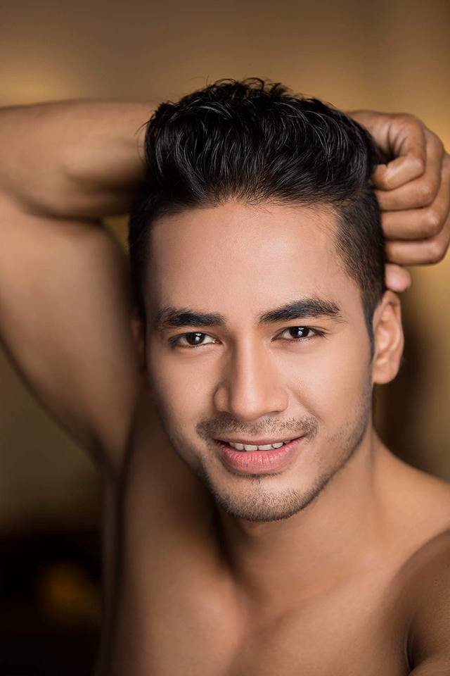 Sanju Ray, Mister Tourism World India 2016 (Rubaru Mister India)