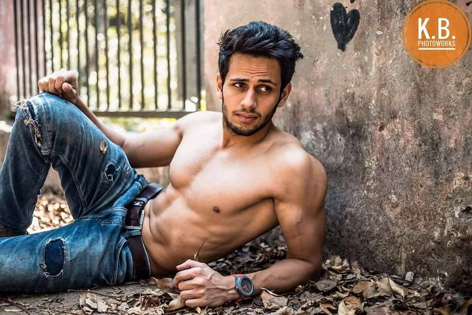 Kunal Arora, Rubaru Mister India Tourism World 2017.