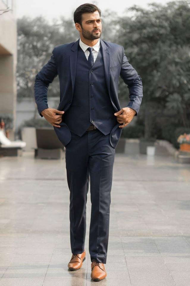 Rubaru Mr India Global 2017, Srikant Dwivedi.