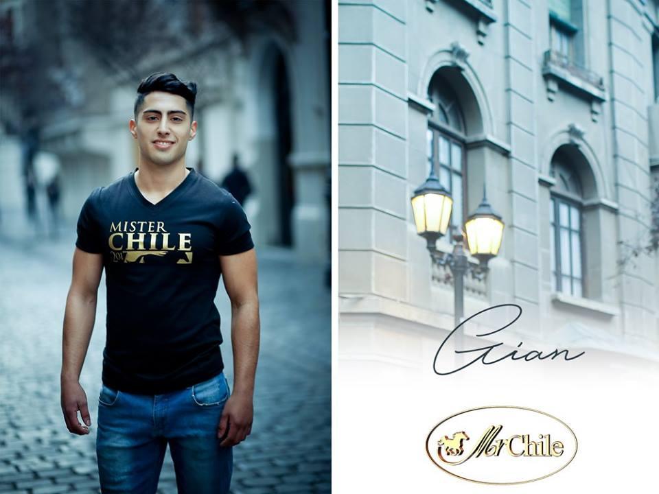 Gian Franco Videla. 20 años 1,78 mts.