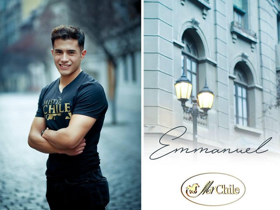 Emmanuel Alarcon. 25 años 1,82 mts.