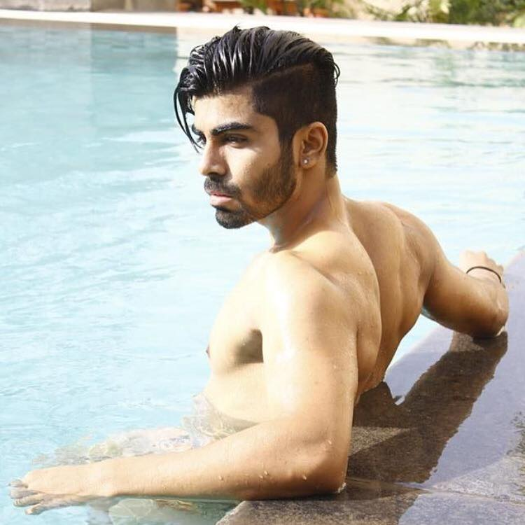 Akash is often cited as one of the best looking Mr India winners the nation has ever produced.