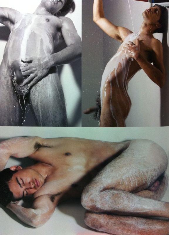 Nude men with huge dicks
