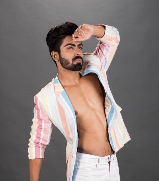 Akash Chaudhary, Rubaru Mister India 2016