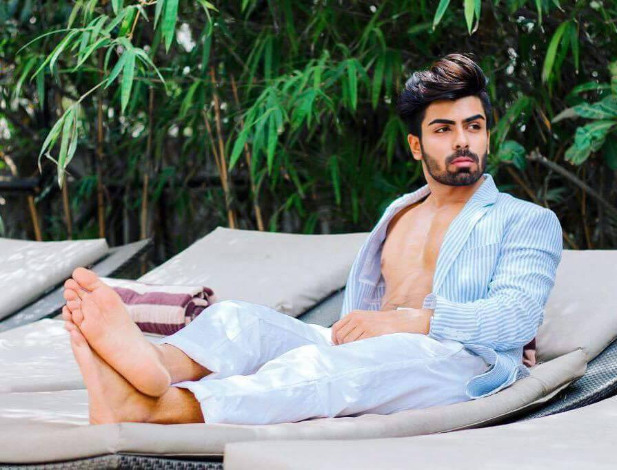 Akash is a model by profession and hails from the city of New Delhi.