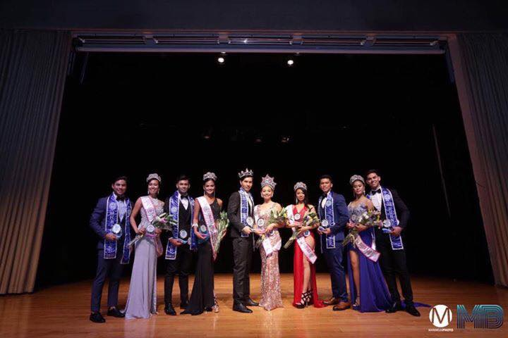 Mister Bachelors 2017 winners