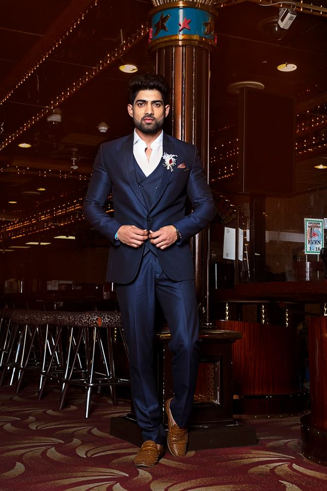 Ashwani Neeraj, Audi Goa Rubaru Mr India Eco International 2018.