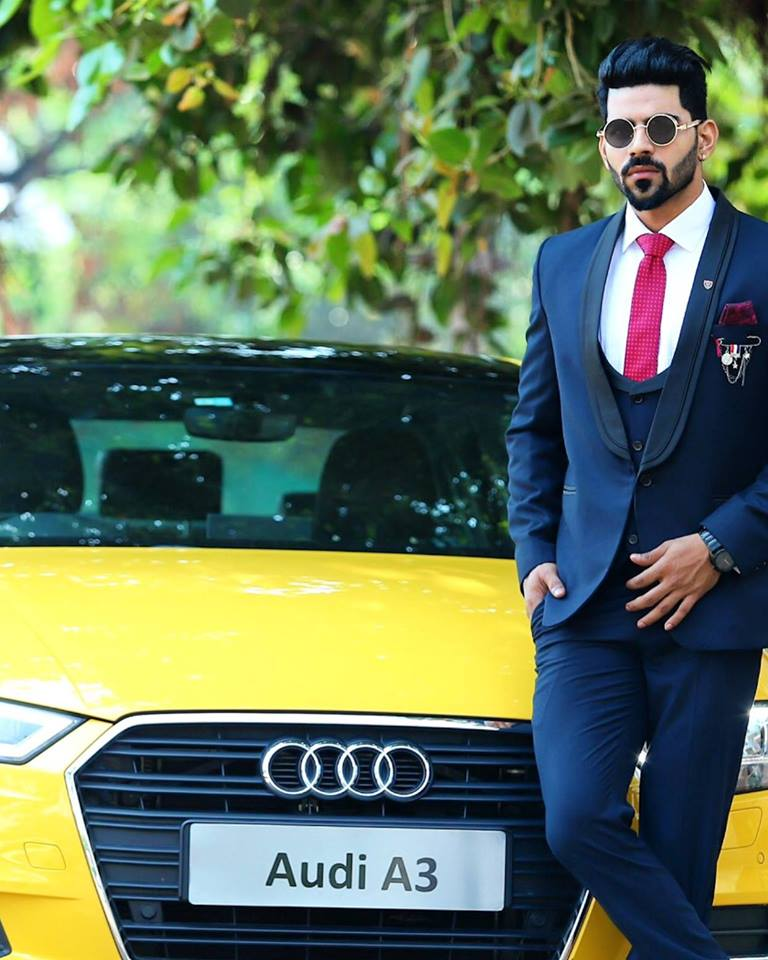He will represent India at  the world's biggest and most prestigious international pageant for men, the Mister International scheduled to take place in coming months.