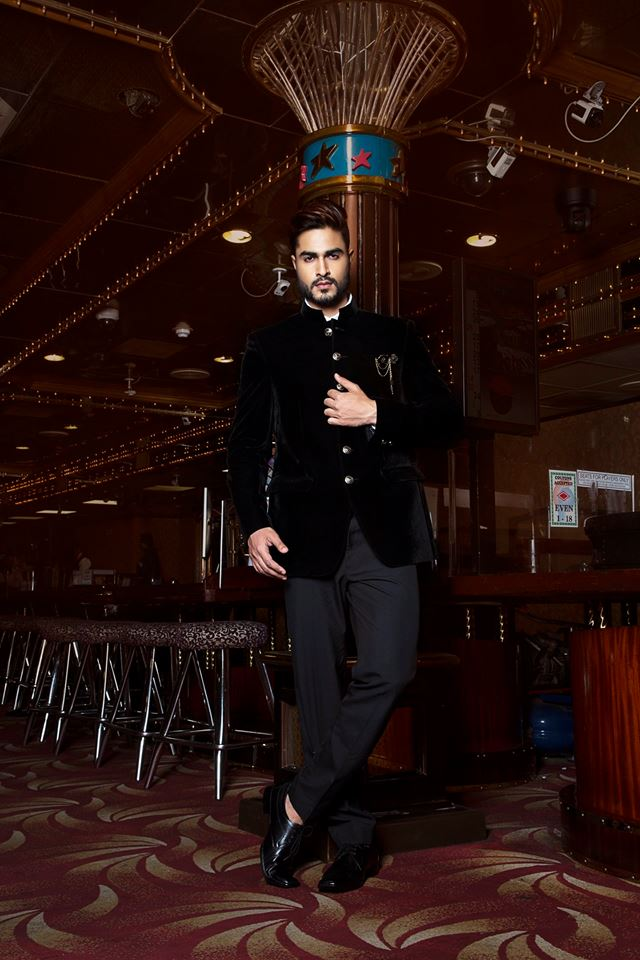 Zulfi Shaikh, Audi Goa Rubaru Mr India Tourism World 2018.