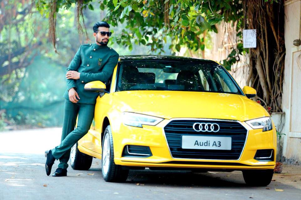Farhan was one of the crowd favourite candidates to win the title during the Audi Goa Rubaru Mr India 2018 contest.