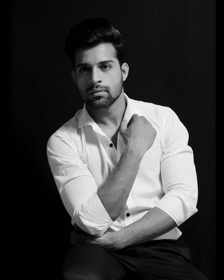 Farhan hails from the city of Bhopal and is a model and actor by profession.