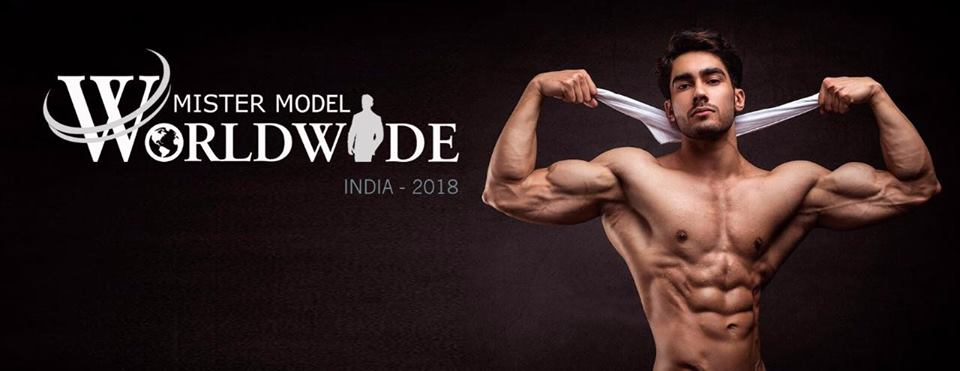 Suraj Dahiya, Audi Goa Rubaru Mr India 2018 (Mister Model Worldwide India 2018)