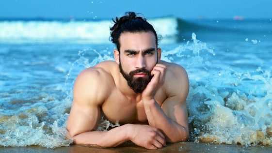 Pardeep Kharera, Audi Goa Rubaru Mister India United Continents and India's representative to the Mister United Continents 2018 competition.