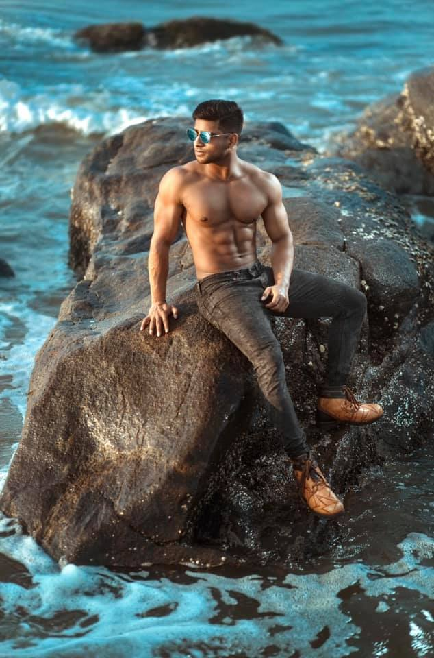 He is also a freelance model and fitness coach. He loves to travel and explore new places.
