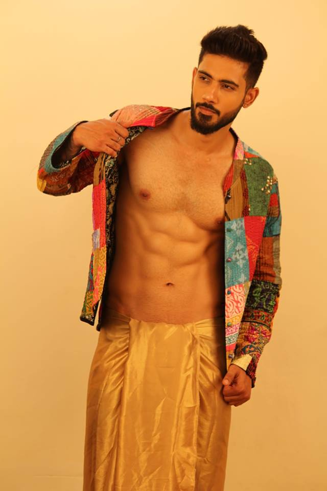 Jatin will represent India at the upcoming edition of Mister Model International pageant to take place in coming months.