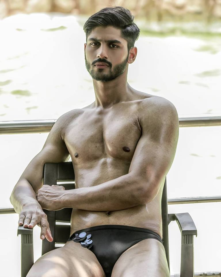Soon, Amandeep will represent India at the upcoming edition of international modelling competition, Mister United Continents to take place in the Philippines.