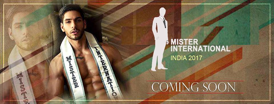 The new Rubaru Mr India International 2017 to be elected on August 27, 2017 in Mumbai, India