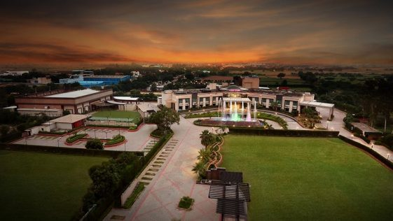 City Park Resort, the host for the closing ceremony and the grand finale of Mister Model Worldwide 2018 competition.