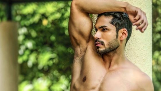 Mister India 2016, Mudit Malhotra.