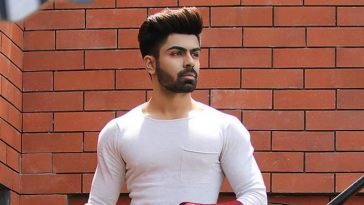 Akash Choudhary, Rubaru Mr. India 2016.